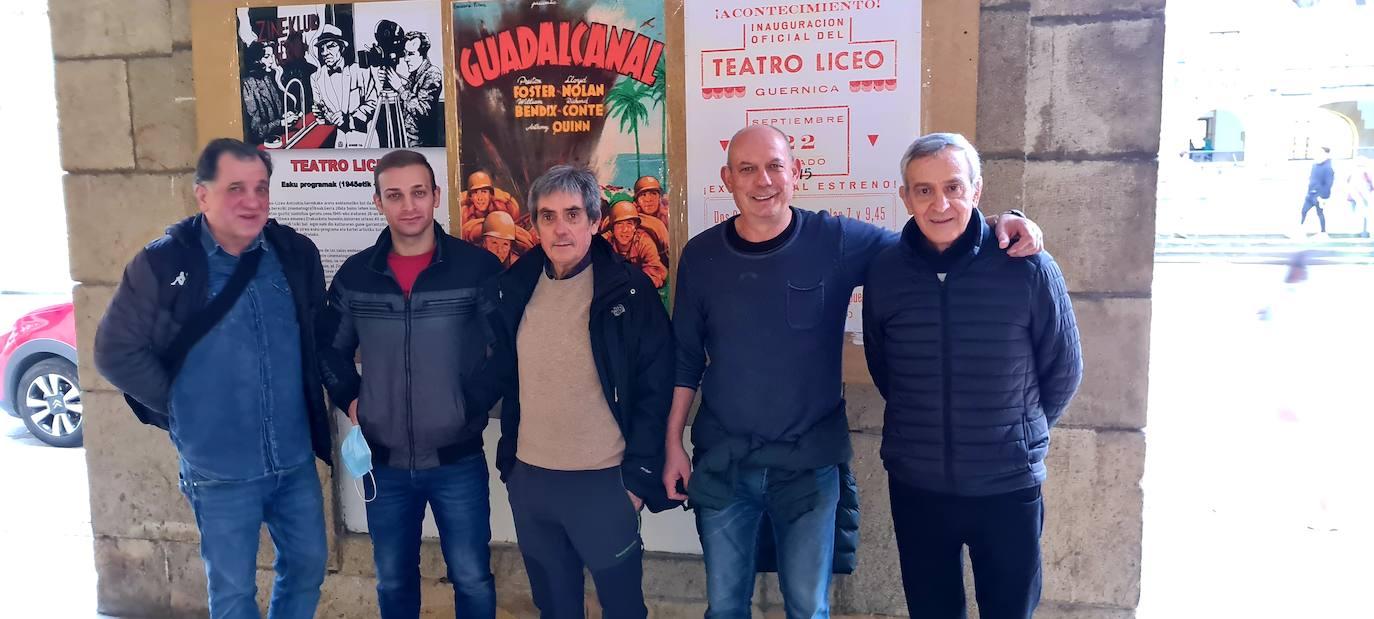 El Zine Klub celebrará sus 40 años con el estreno de una película sobre el cine en Gernika