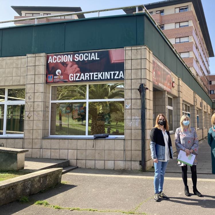 El servicio de atención psicológica de Galdakao asistió el año pasado a 164 mujeres