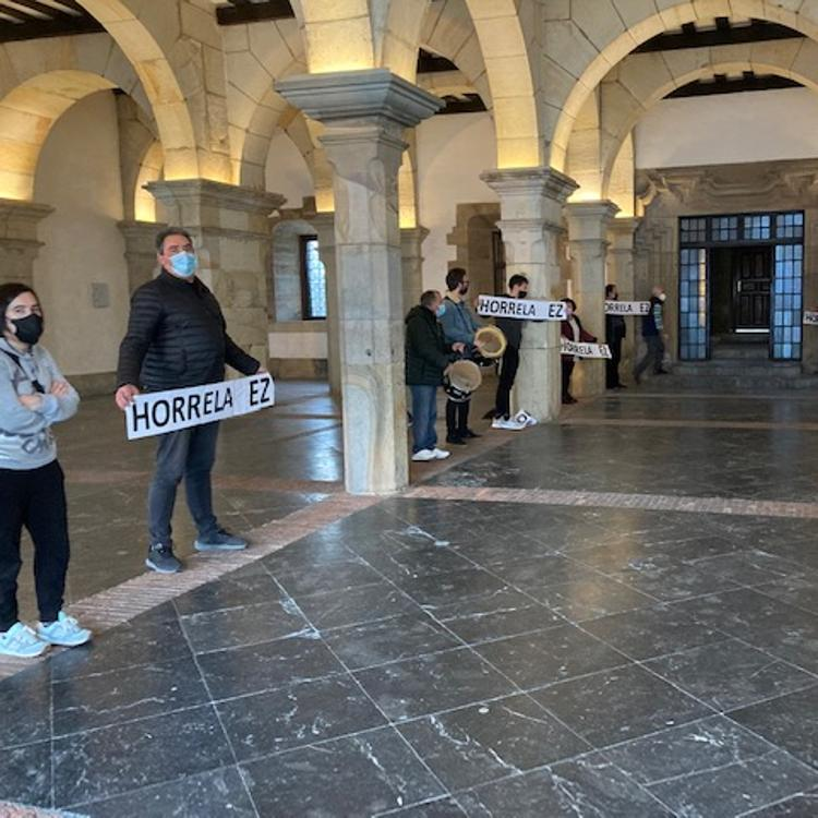Balmaseda aprueba una nueva relación de puestos de trabajo para el Ayuntamiento en medio de la huelga de la plantilla