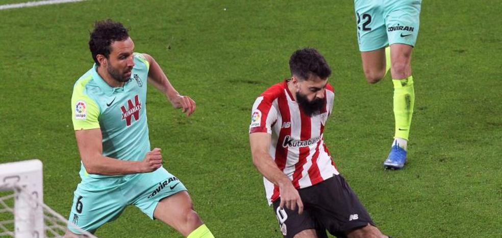 Athletic-Granada, en directo