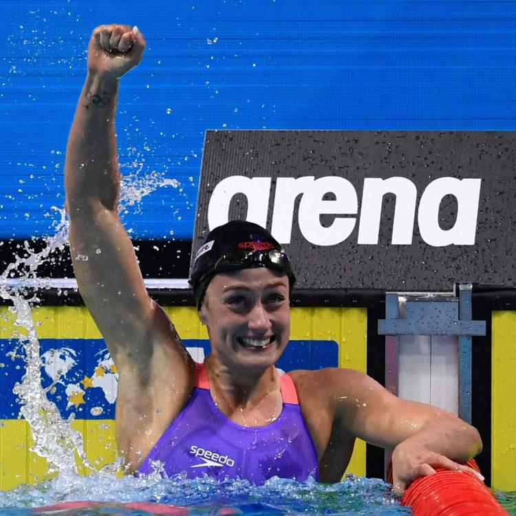 Mujeres al frente del olimpismo español