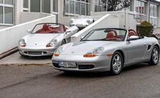 Fotogalería: Así nació la idea del Porsche Boxster