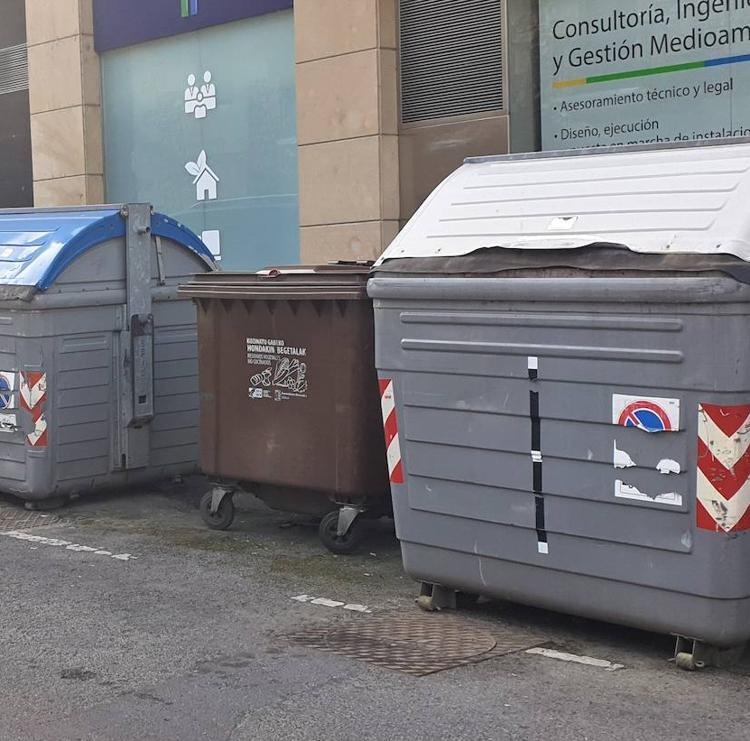Los zornotzarras reciclan un 5 % más que hace cinco años