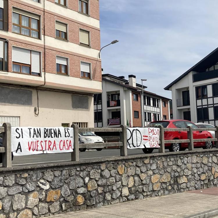 Vecinos de Galdakao y su entorno se movilizan contra la planta de residuos