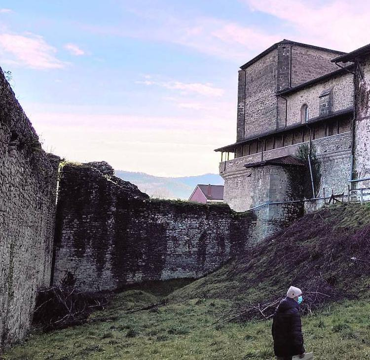Orduña rehabilitará el entorno entre la muralla y la iglesia de Santa María