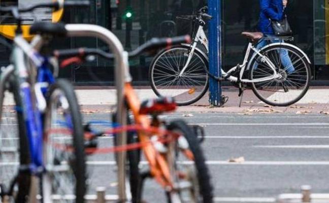 Bilbao pone en marcha un 'kit' antirrobo de bicicletas por 7 euros