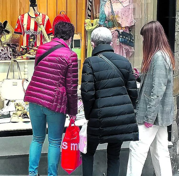 Los bono consumo de Basauri disparan las ventas en 48 horas