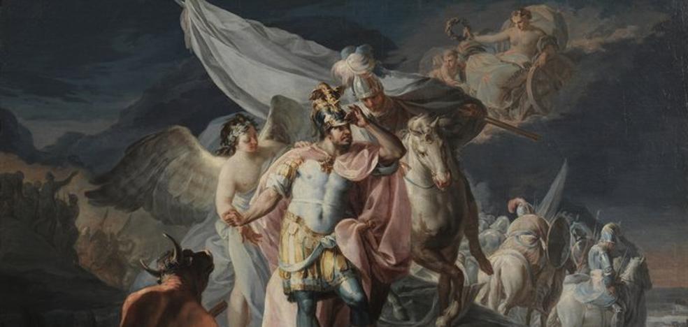 El Prado suma a su colección la primera obra documentada de Goya