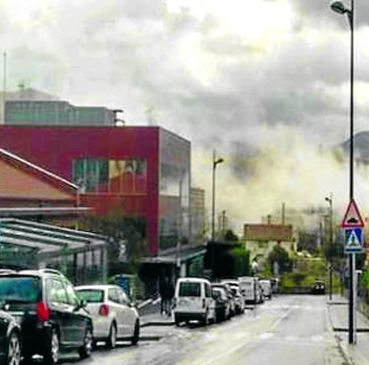 Vecinos de Erandio exigen medir a diario la contaminación «en aumento»