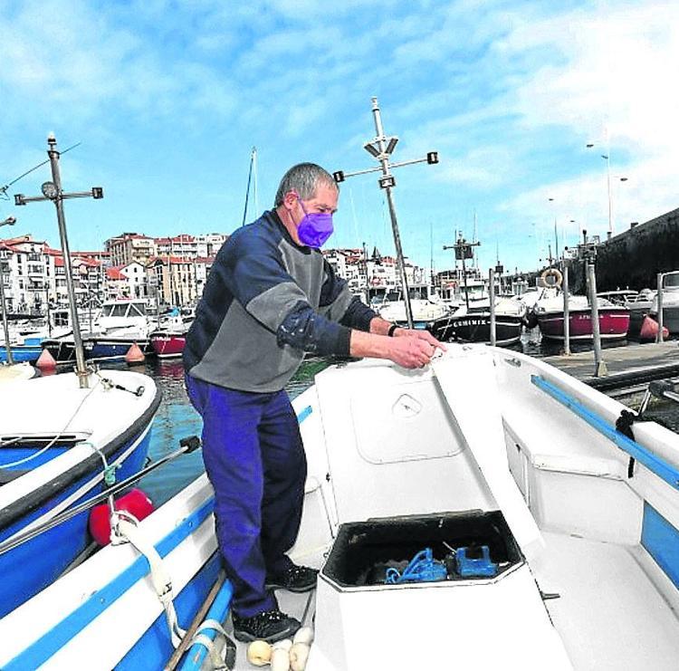 La reparación del muelle de 'Los curas' abre la reordenación portuaria de Lekeitio