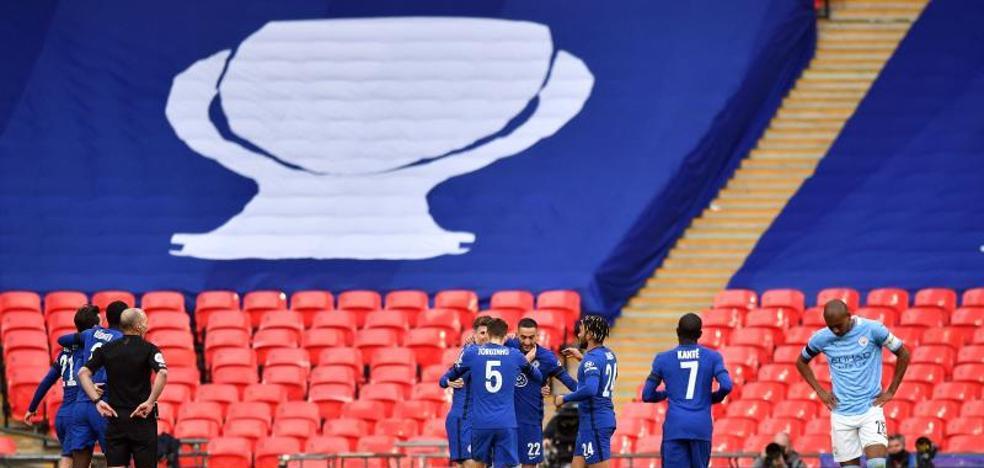 El Chelsea elimina al Manchester City y advierte al Madrid