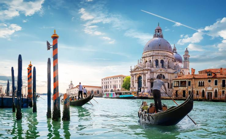 El mundo entre canales: maravillosas ciudades construidas sobre el agua