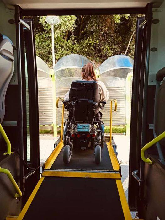 «La accesibilidad no es un problema mío sino social»