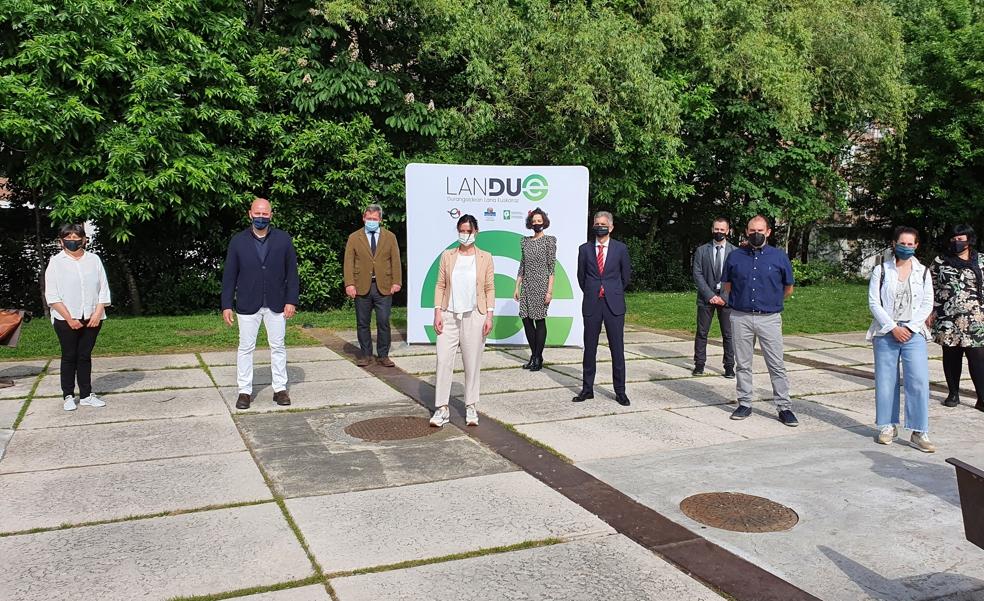Empresas del Duranguesado se comprometen en trabajar por normalizar el euskera