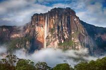 Cascadas hipnotizantes: belleza en caída libre