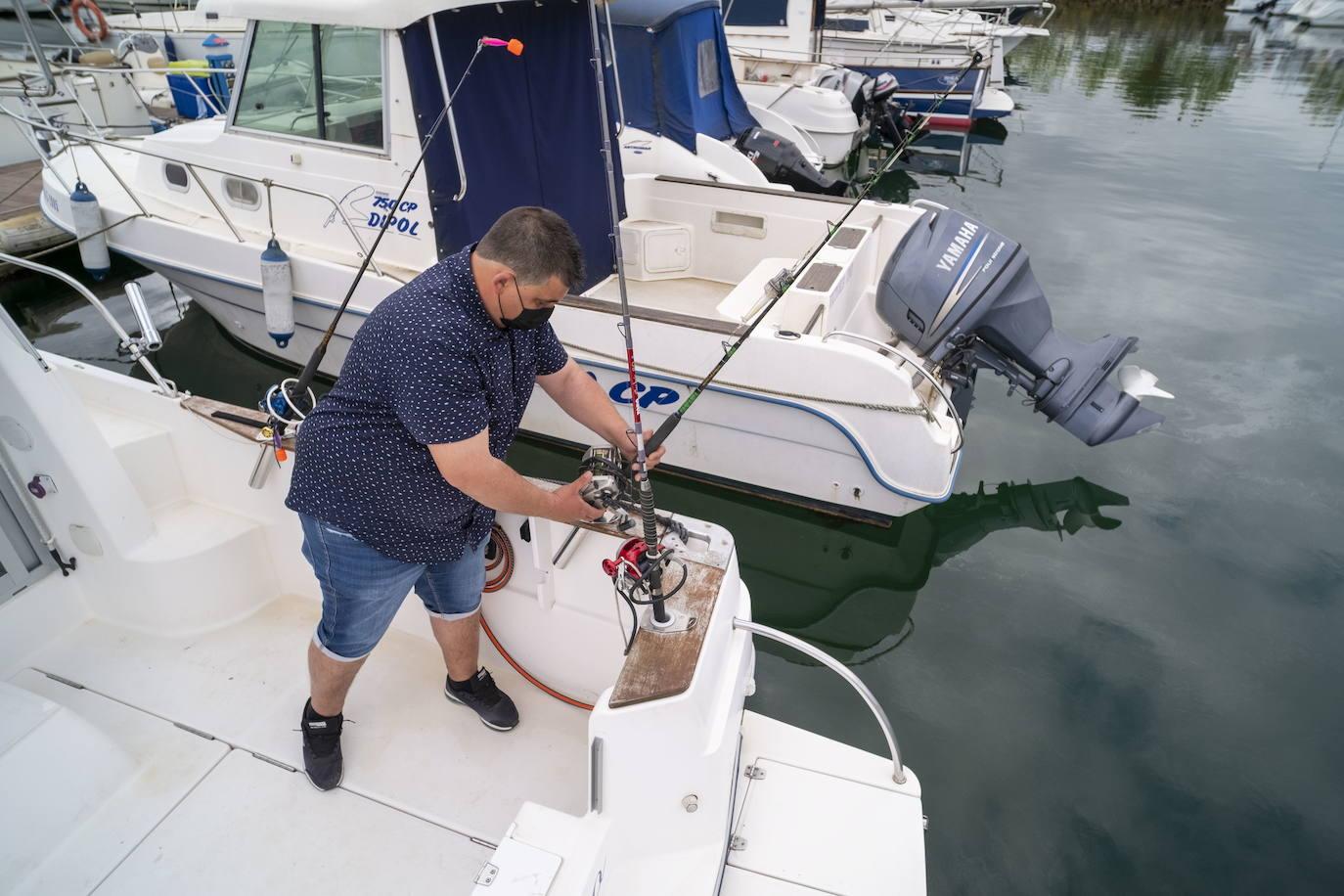 La pesca recreativa se rebela contra las «duras» restricciones del Gobierno central