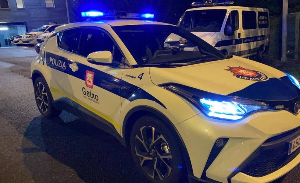 Getxo aumentará el control policial para evitar quedadas y botellones
