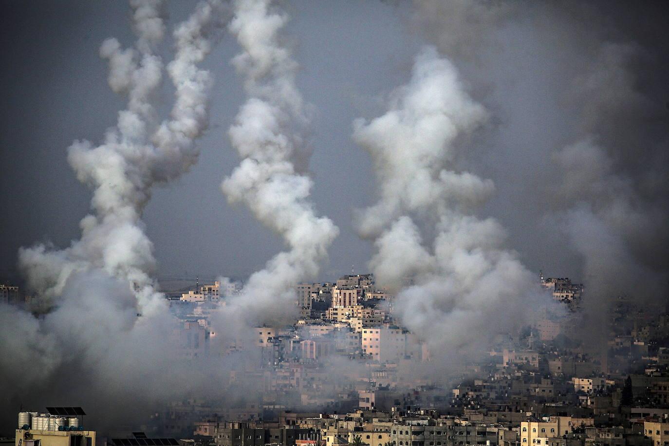 La tensión en Jerusalén tiñe de sangre Gaza