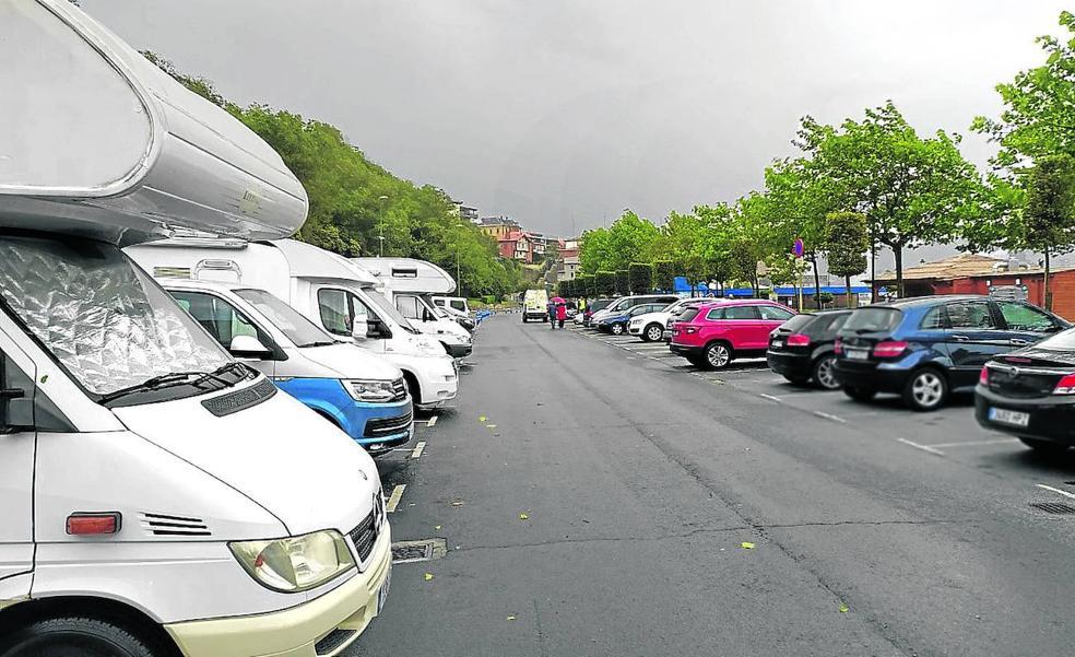 La nueva OTA de Ereaga genera quejas entre hosteleros y vecinos