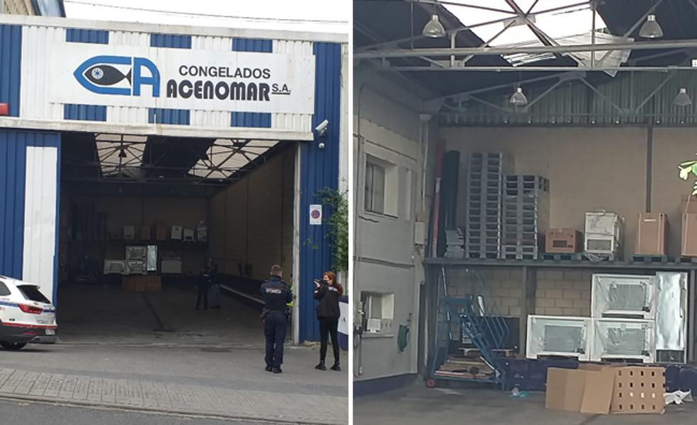 Fallece un trabajador de 49 años al ceder un tejado que iba a reparar en Basauri