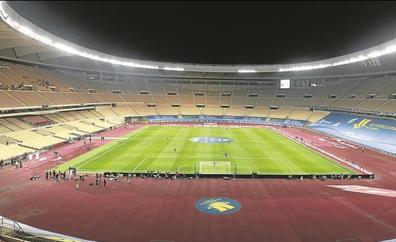El Gobierno confirma que La Cartuja acogerá hasta 16.000 espectadores en la Eurocopa