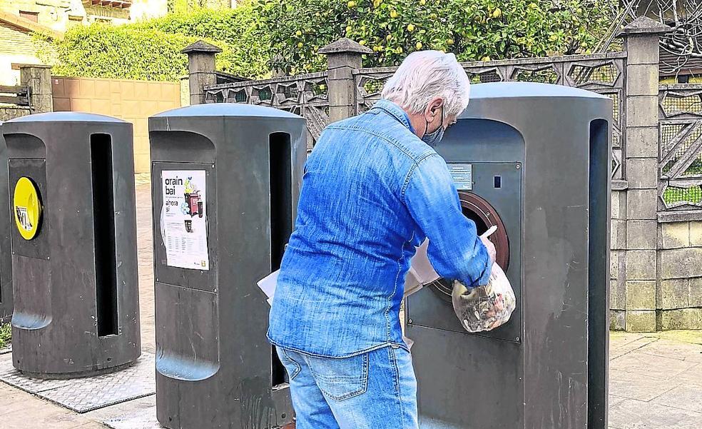 Galdakao se implica con el reciclaje y duplica la recogida de residuos orgánicos