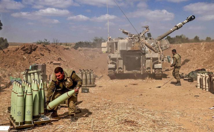 La guerra llama, otra vez, a las puertas en Oriente Próximo