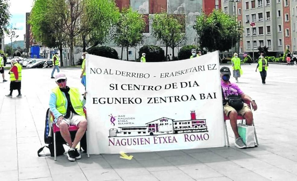 «Reducir la Nagusien de Romo condenará a muchos jubilados al ostracismo»