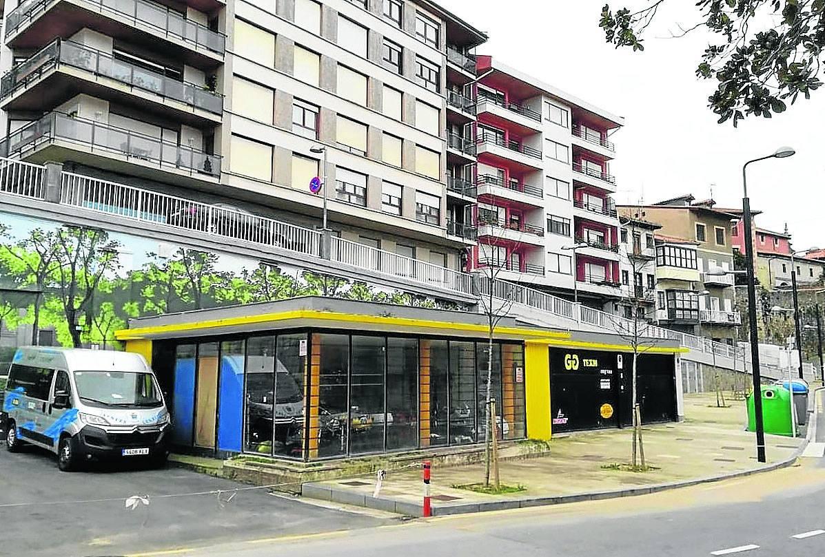 Turismo de Lekeitio ganará 150 metros cuadrados en su nueva oficina detrás de la basílica