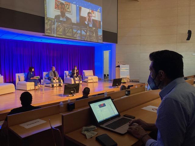 Expertos en las ciudades inteligentes celebran una jornada sobre transformación digital en Barakaldo