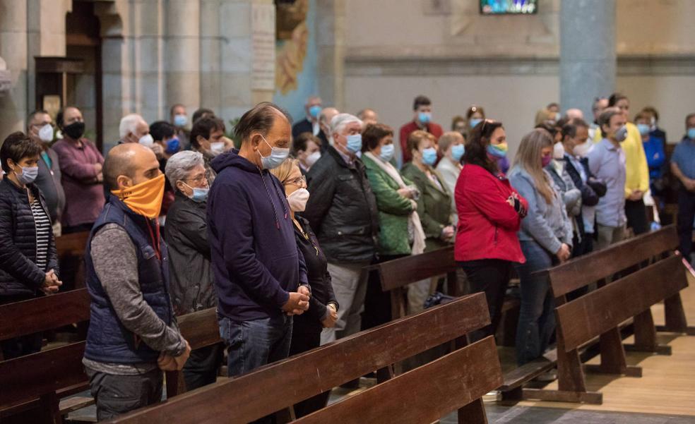 Urkiola incrementará las misas el día de San Antonio y suprime los puestos