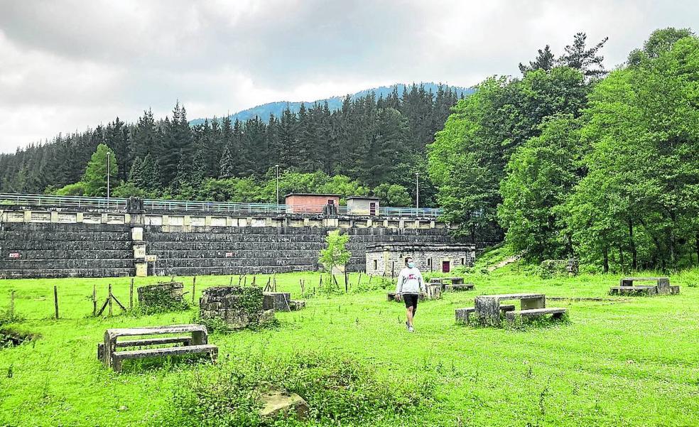 Galdakao impulsa sus zonas verdes con la recuperación de Lekubaso