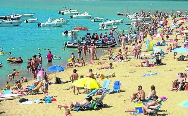 Aumenta la presencia de turistas en la comarca