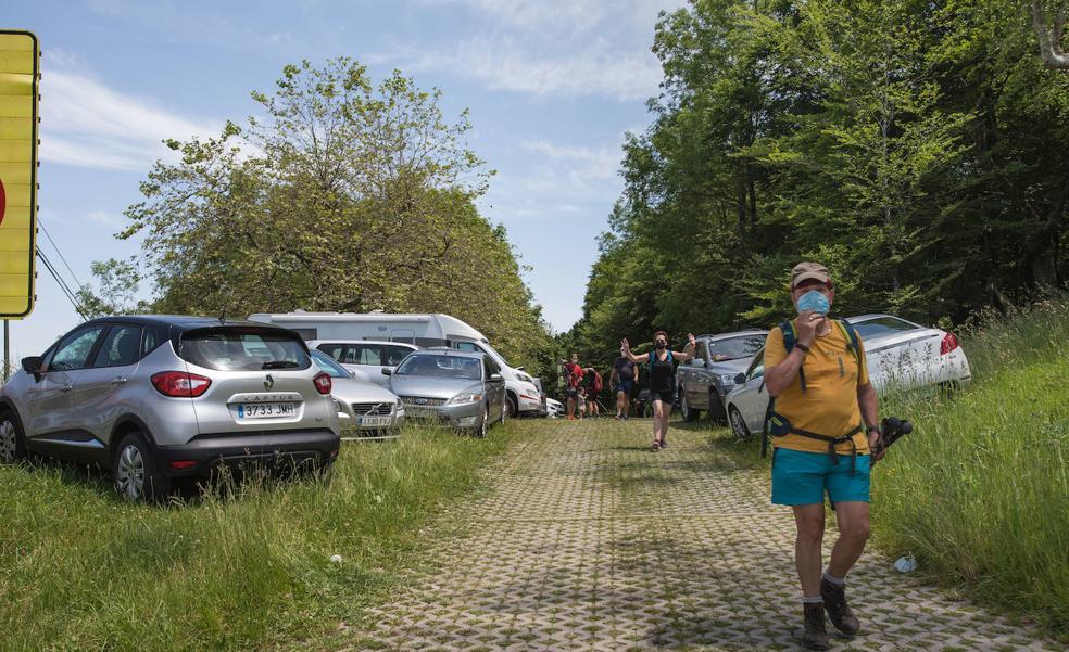 «Que un parque natural esté abandonado así es una vergüenza»