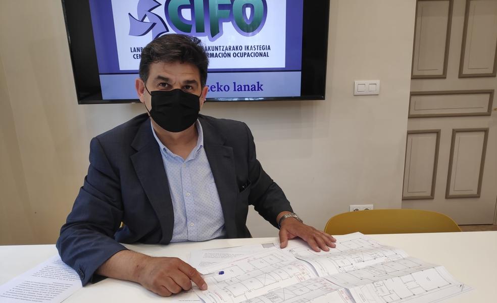 Santurtzi acometerá mejoras en el CIFO por valor de 150.000 euros