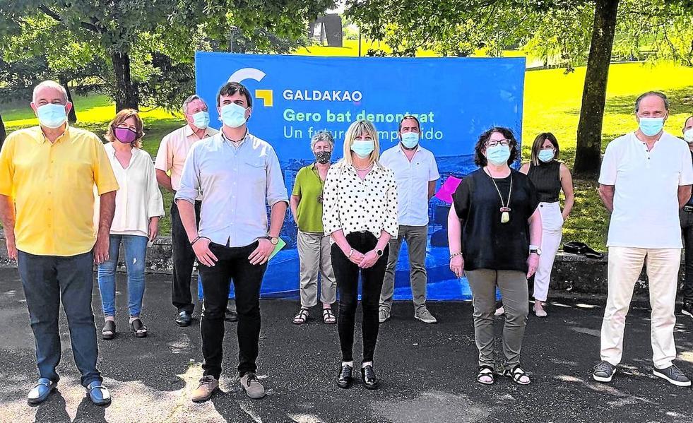Galdakao ejecuta 13 de las cien medidas de su plan de gobierno a mitad de legislatura