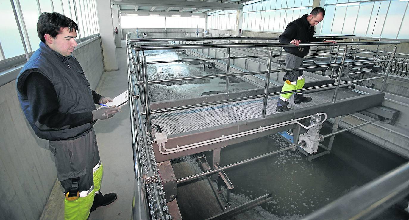 Busturialdea dejará la gestión del agua en manos del Consorcio de Bilbao en 2022
