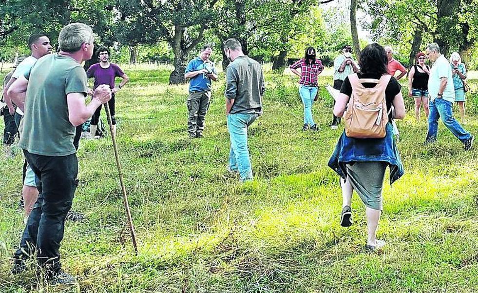 «El futuro está en la agricultura y ganadería regenerativa»