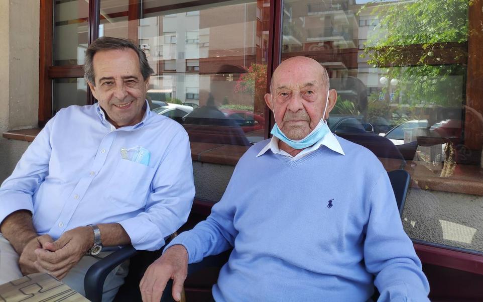 'Pepe el gallego', 106 años de humanidad en Gernika