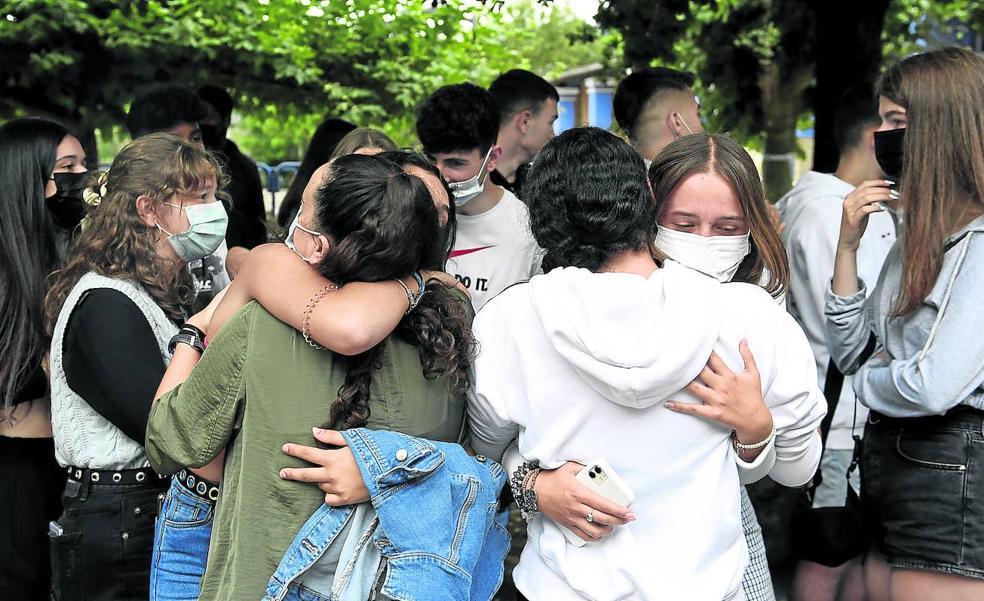 La Policía de Barakaldo practica la novena detención por la agresión de Amorebieta