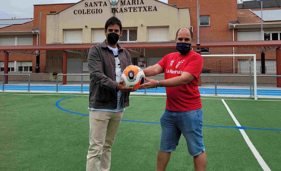 «Nuestra prioridad es que las niñas tengan una alternativa para jugar al fútbol»