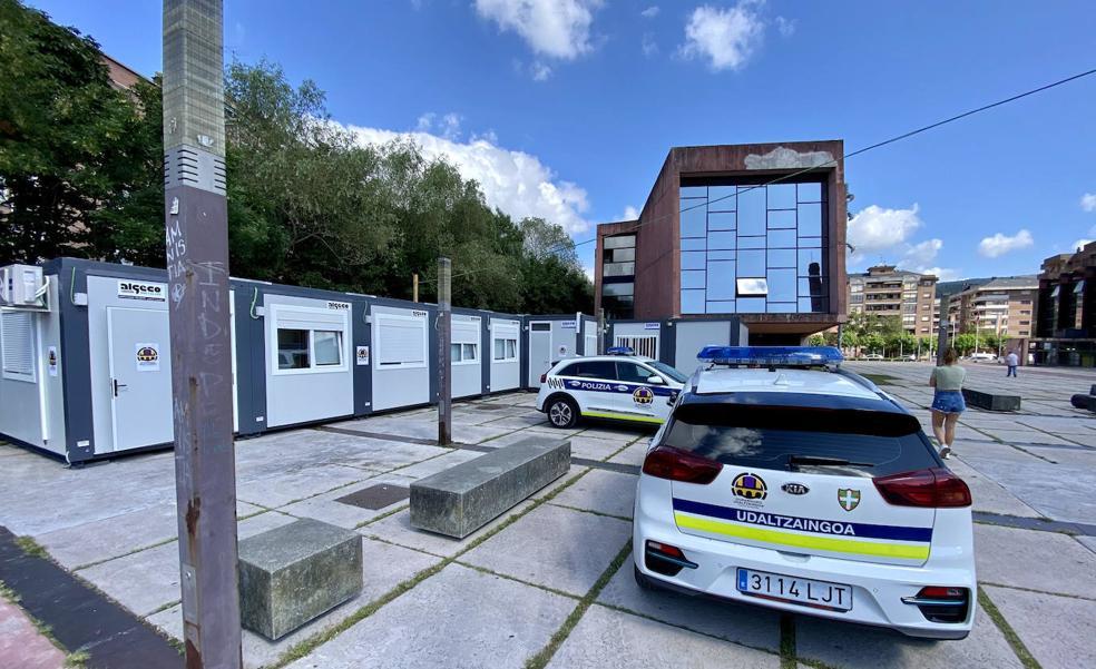 La Policía de Durango atenderá al público por el SAC tras la reforma de sus dependencias