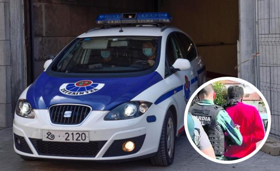 El juez envía a prisión al detenido en Medina por la agresión de Amorebieta