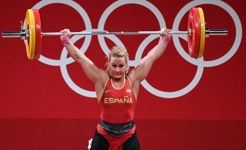 Lydia Valentín se despide de las medallas