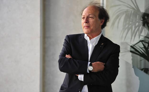 El genial arquitecto Javier Marías