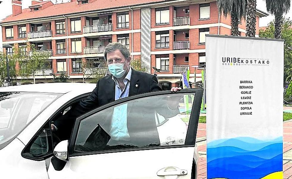 La Mancomunidad de Uribe Kosta impulsa la movilidad sostenible entre los vecinos