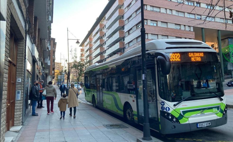 Galdakao suprime los servicios de autobuses nocturnos este fin de semana para evitar aglomeraciones