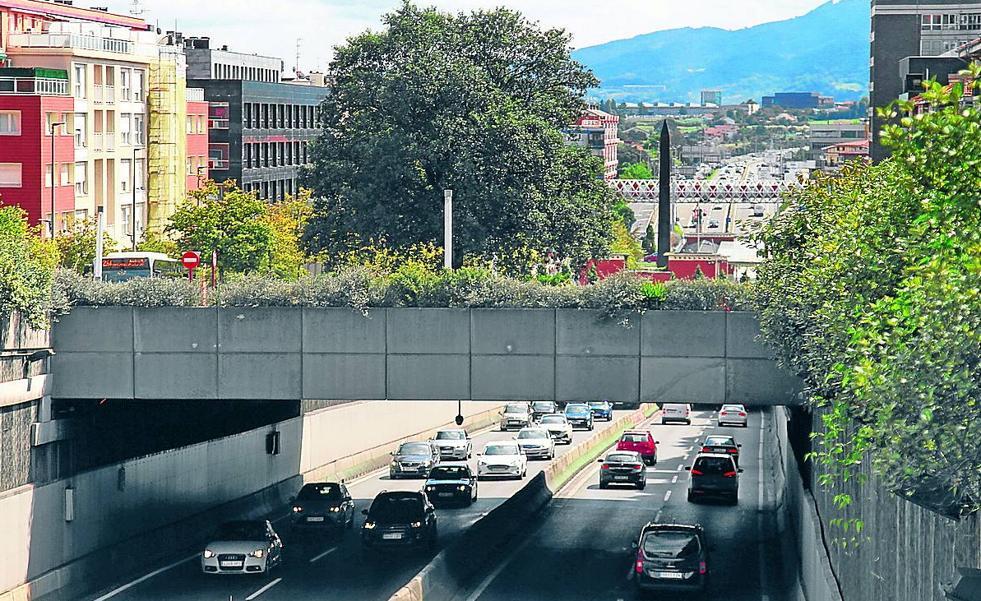 Leioa instala seis medidores del aire para controlar la contaminación