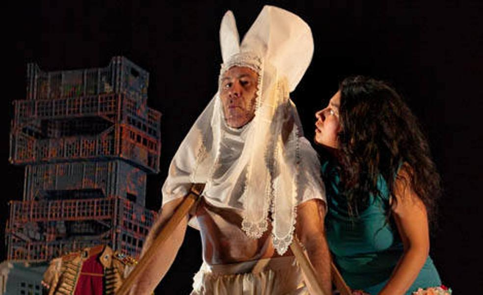 El principal festival de artes escénicas en euskera muestra siete obras de teatro en Aulesti