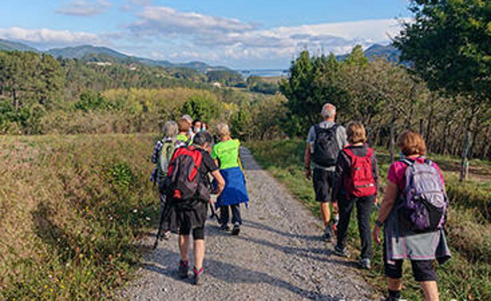 De ruta tras los pasos del Señor de Bizkaia entre Gernika y Bermeo